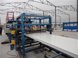 EPS Sandwich Panel Producing Line